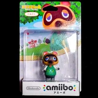 [BNIB] Amiibo: Animal Crossing Series (Tom Nook: Winter Wear)