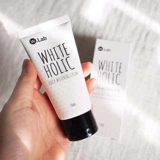 宋智孝👍都推介 一秒變白雪公主 W. Lab White Holic Wlab 瞬間美白霜