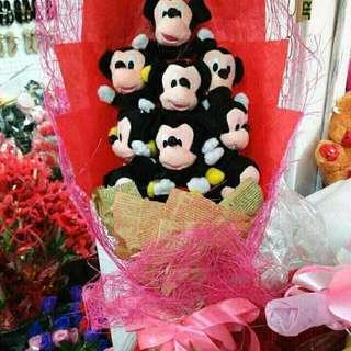Stuffed Toys Bouquet