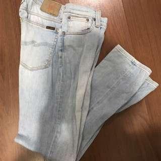 Nudie Prewashed Jeans