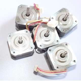 Nema 17 - 34/38/42/60mm Stepper motor 2.8~9.0kg.cm