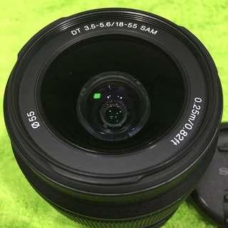 Sony SAL1855 (DT3.5-5.6/18-55mm SAM)