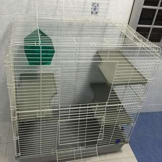 Large cage for Your Lovely Pets!  (Cats, Chinchillas, rabbits, Guinea Pigs
