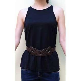 Zara - Top with Belt