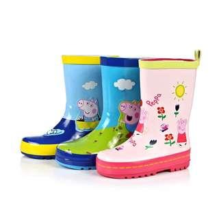 George Pig Rain Boots