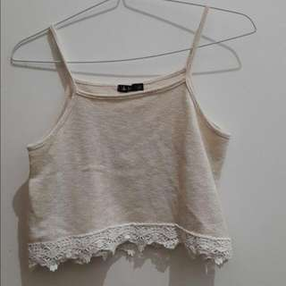 Chic Booty Knit Crop Top Australia Brand