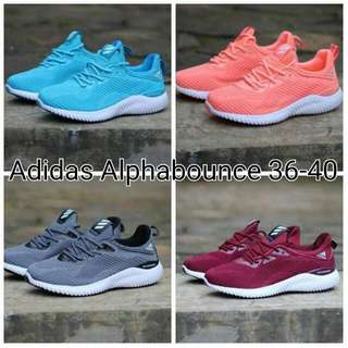 Sepatu ADIDAS Alpha Bounce