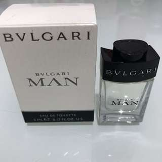 💁🏼♂️BVLGARI Man Perfume 5ml
