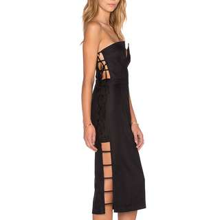 Alice McCall - Every Little Thing Dress - Black - Size 6 - BNWT - RRP $360