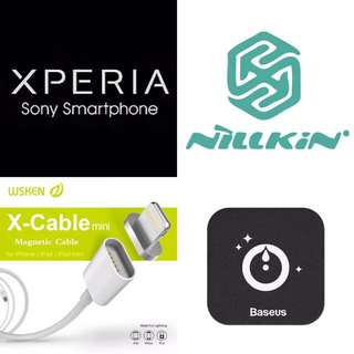 📱Xperia and iPhone Accessories📱