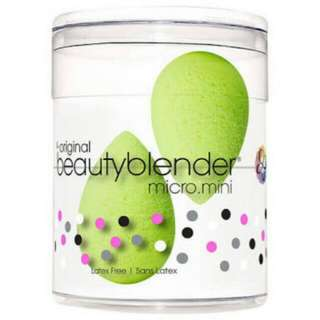 Real Techniques Micro Beauty Blender