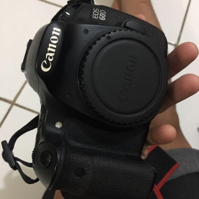 Canon 60d Jarang Pakai SC 45xxx