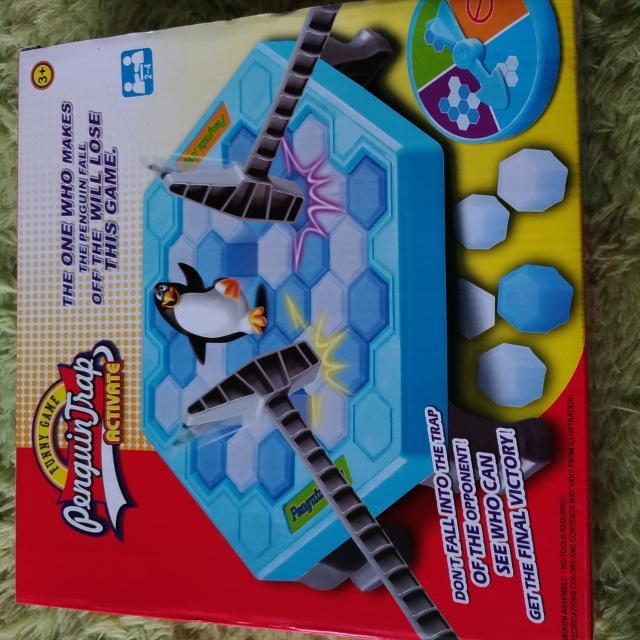 救企鵝破冰遊戲