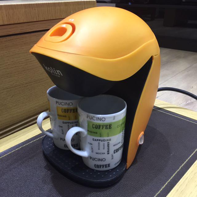 歌林咖啡機☕️