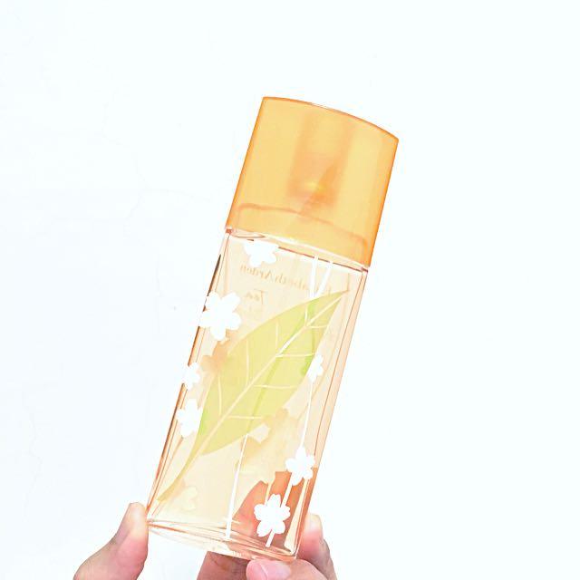 雅頓 綠茶甜桃淡香水 100ml