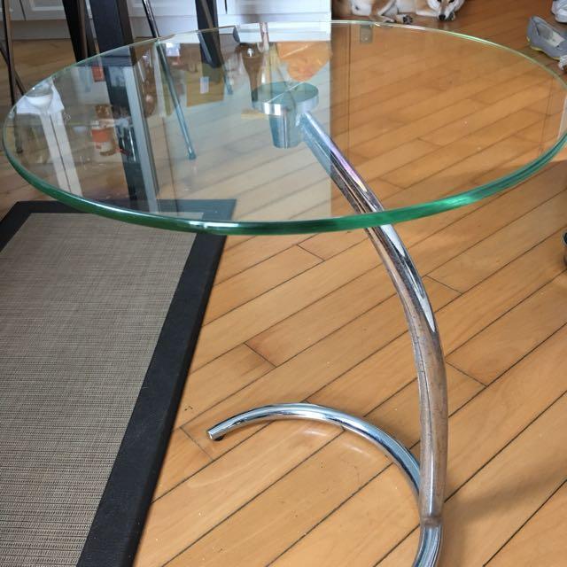 (Moving Sale搬屋) 玻璃茶几 Coffee table