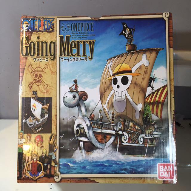 梅利號 Going Merry 海賊王 One Piece