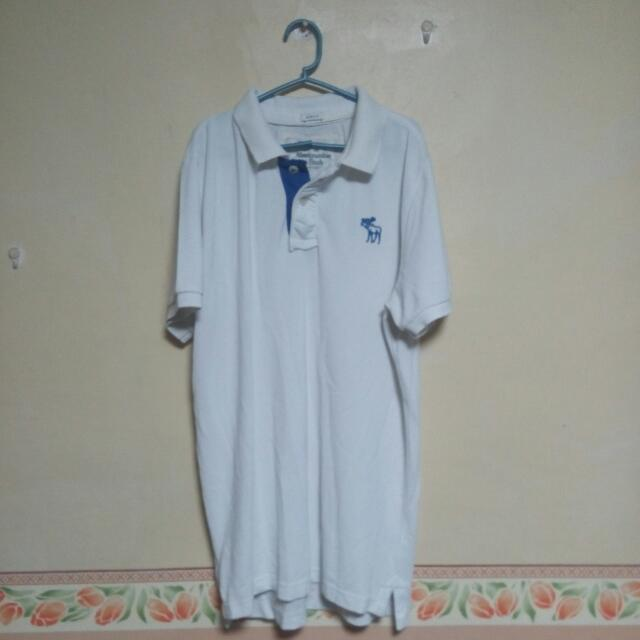abercrombie & Fitch size XL muscle fit