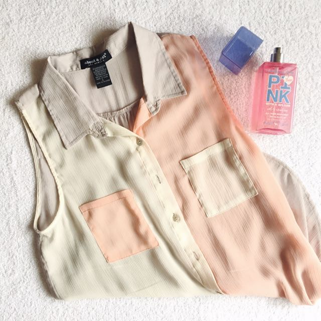 About A Girl Top (US Brand)