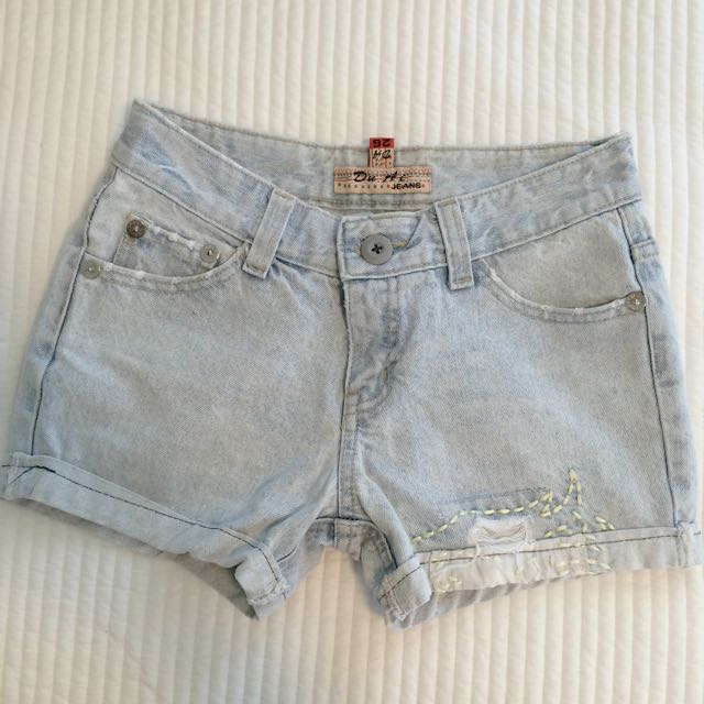 Acid Wash Short