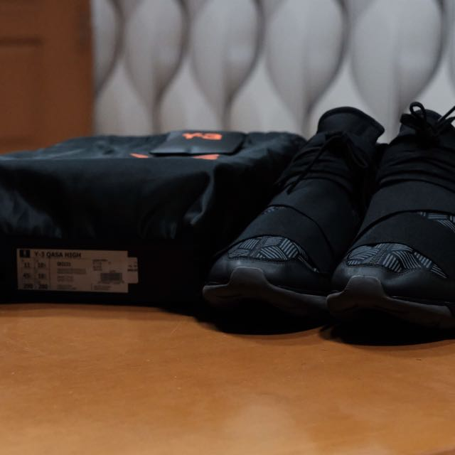 50292e966 Adidas Y3 Qasa High SS17