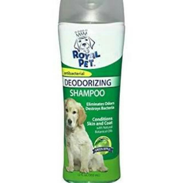 Antibacterial Dog Shampoo