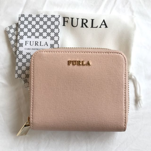 🆕Authentic Furla Zip Wallet