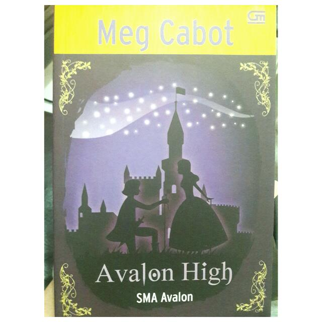 Avalon High (SMA Avalon) - Meg Cabot