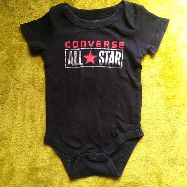 Baby Onesie Converse