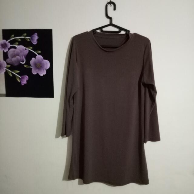 baju panjang / hijab
