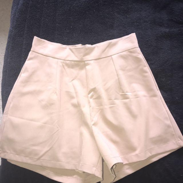 Beige/tan Shorts