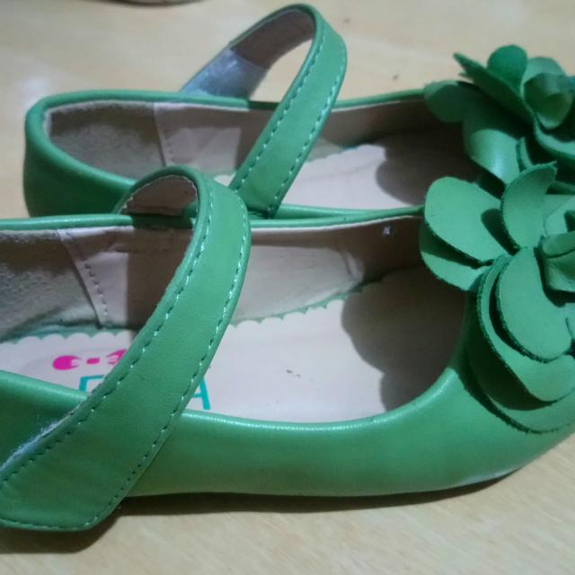 Bella Girl's Doll Shoes