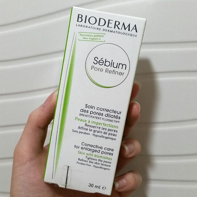 BIODERMA 法國貝德瑪 毛孔細緻凝乳