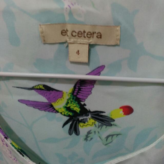 """""""Birdy"""" Et Cetera Blouse"""