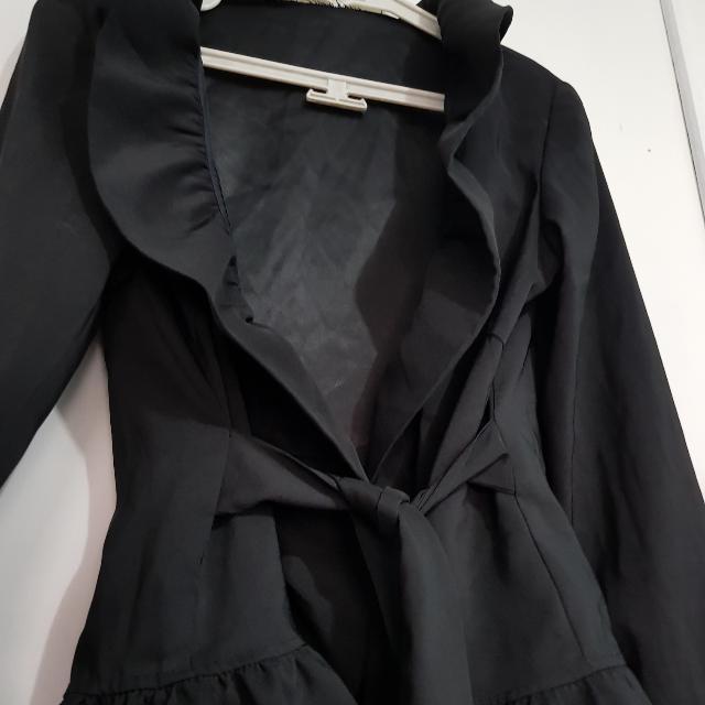 Black Fashionable Blazer