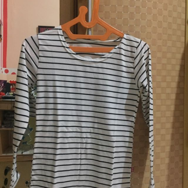 blouse stripe 2