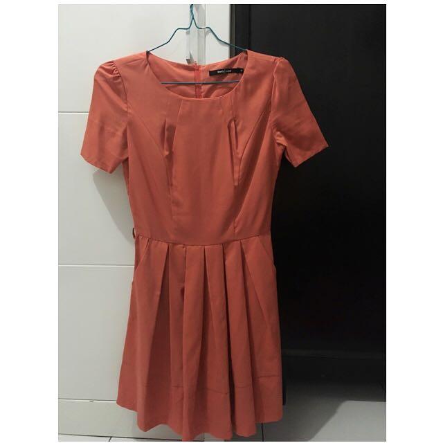 Body & Soul Formal Dress