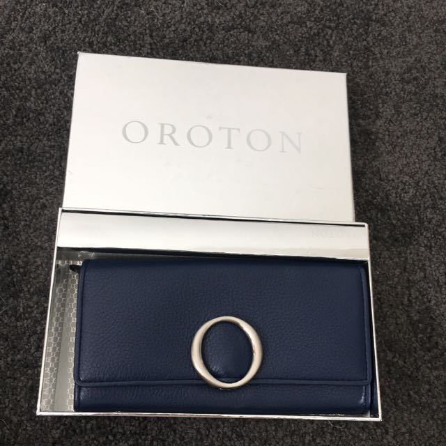 brand new Oroton wallet