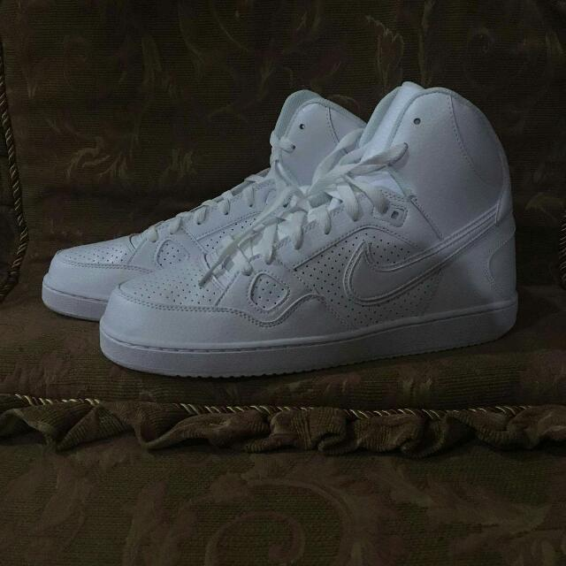 Brandnew NIKE Son Of Force Mid Size 11us w/ Box