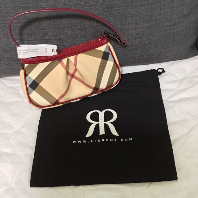 BUrberry Canvas Shoulder Pouch Bag (RESERVED) 28332c91d2dab