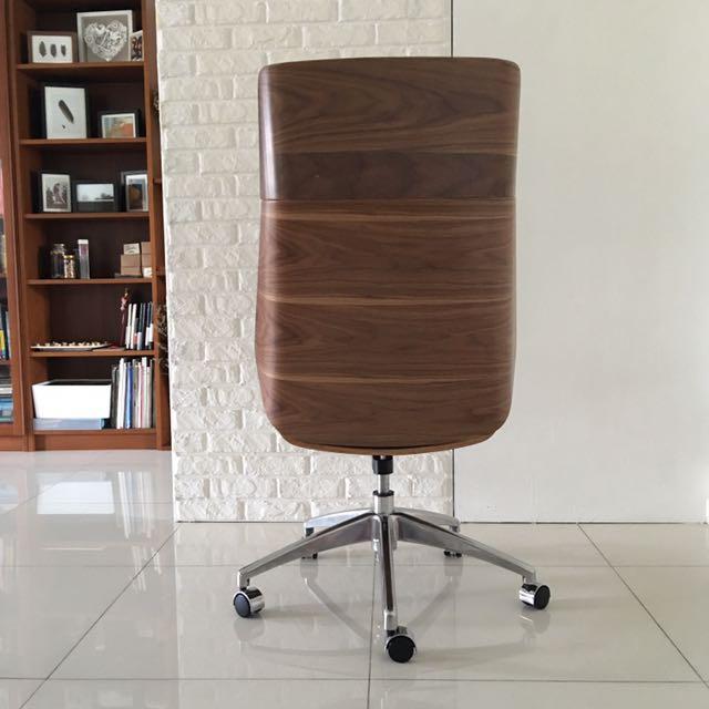 Cool Cambridge Designer Office Desk Chair By Yoshiro Murakami Home Interior And Landscaping Transignezvosmurscom