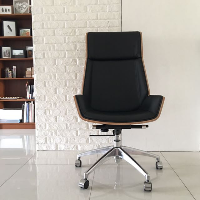 Surprising Cambridge Designer Office Desk Chair By Yoshiro Murakami Home Interior And Landscaping Transignezvosmurscom