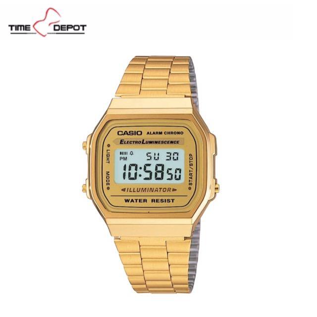 Casio Gold Vintage