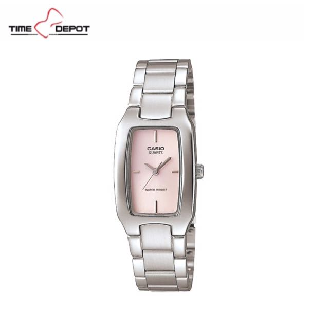 Casio Silver Stainless Steel