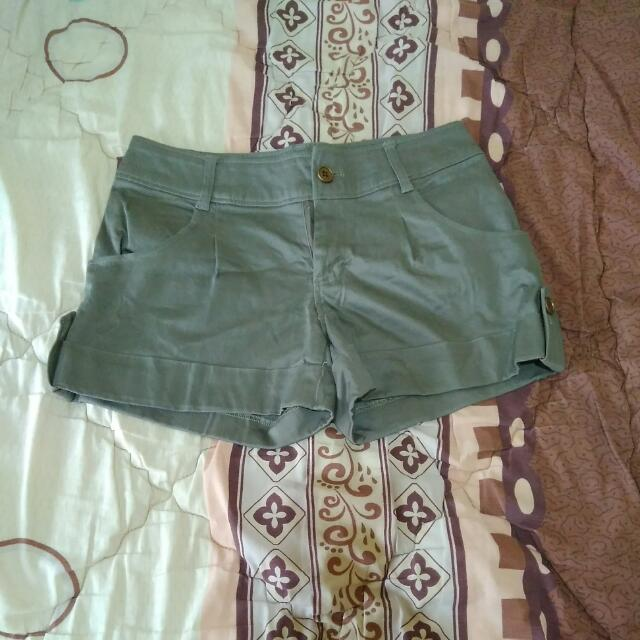 Casual Gray Shorts