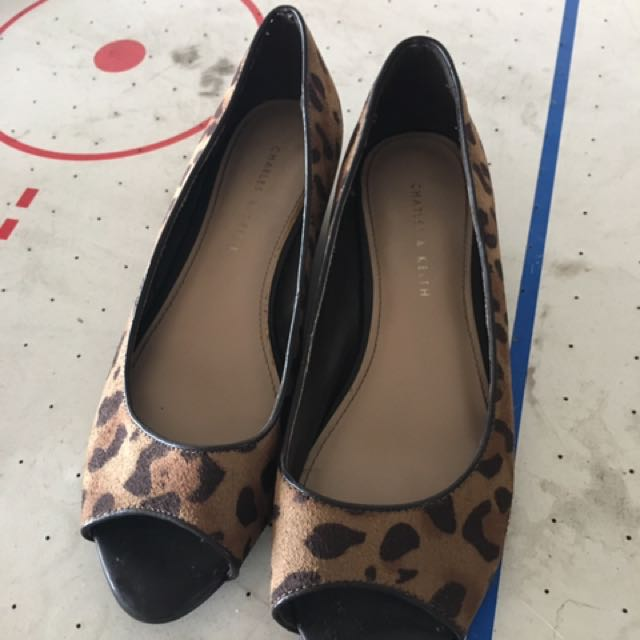 chales & keith shoes
