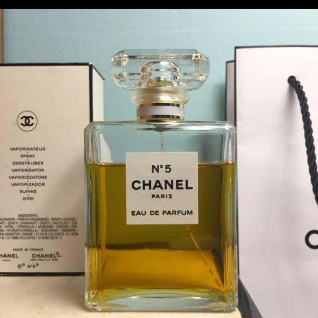 CHANEL 香水 N5 典藏香水 5號100ml 小香