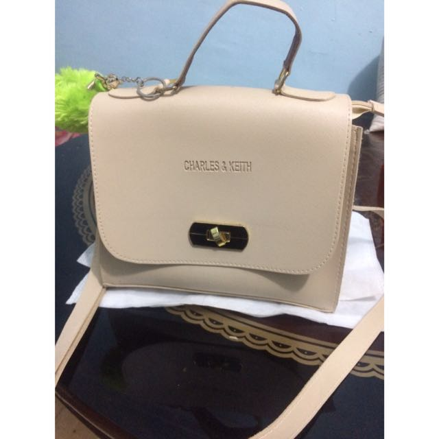 Charles And Keith (not Ori)