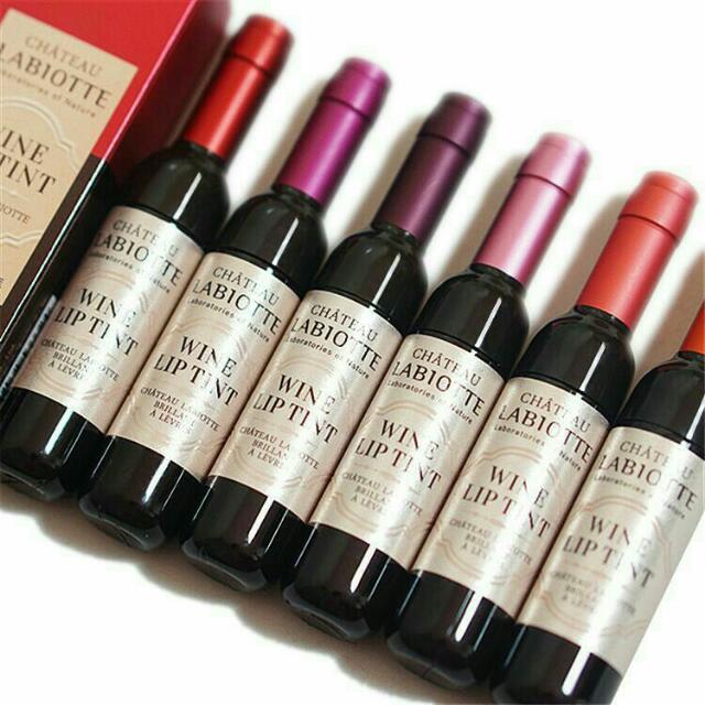Chateau Laboitte Wine Lip Tint