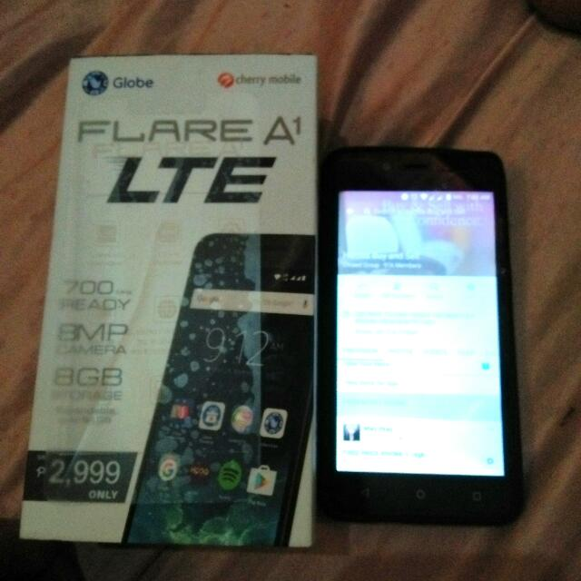 Cherry Mobile Flare A1 LTE